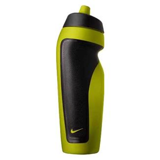 NIKE Sport Water Bottle Atomic Green / Black