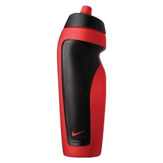 NIKE Sport Water Bottle Sport Red / Black