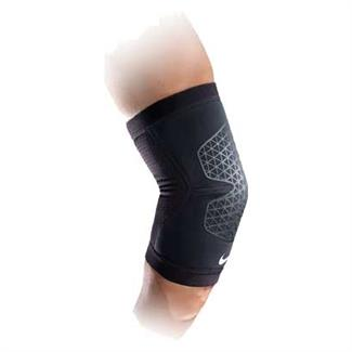 NIKE Pro Combat Hyperstrong Elbow Sleeve Black / Black