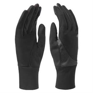 NIKE Dri-FIT Tailwind Run Gloves Black / Anthracite