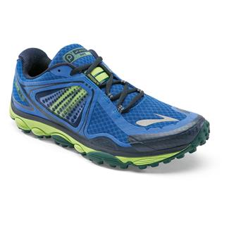Brooks PureGrit 3 Electric Blue / Greenery / Junebug