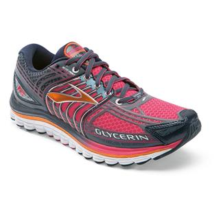 Brooks Glycerin 12 Raspberry / Midnight / Orange Popsicle