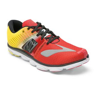 Brooks PureCadence 4 True Red / Blazing Yellow