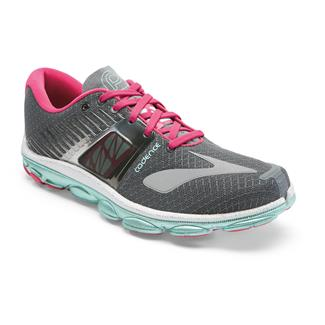 Brooks PureCadence 4 Urban Gray / Raspberry / Beach Glass