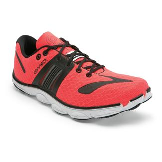 Brooks PureConnect 4 Fiery Coral / Black / White