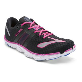 Brooks PureConnect 4 Black / Dazzling Blue / Pink Glo