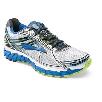 Brooks Adrenaline GTS 15 White / Olympic / Lime Punch