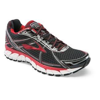 Brooks Adrenaline GTS 15 Black / High Risk Red / Anthracite