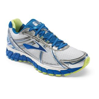 Brooks Adrenaline GTS 15 White / Dazzling Blue / Sharp Green