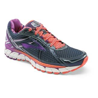 Brooks Adrenaline GTS 15 Peacoat / Purple Cactus Flower / Fresh Salmon