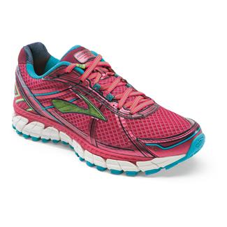 Brooks Adrenaline GTS 15 Raspberry / Lime Punch / Bluebird