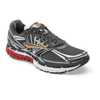 Brooks Defyance 8 Anthracite /  Red / Black
