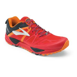 Brooks Cascadia 10 High Risk Red / Satsuma / Black Iris