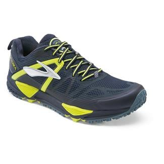 Brooks Cascadia 10 Midnight / Sulphur Spring