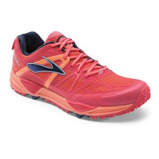 Brooks Cascadia 10 Flamingo / Creamsicle / Blueprint