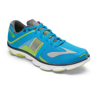 Brooks PureFlow 4 Methyl Blue / Lime Green / Anthracite