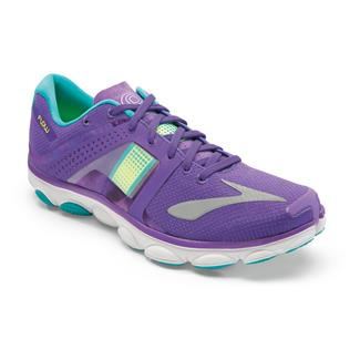 Brooks PureFlow 4 Electric Purple / Nightlife / Peacock Blue