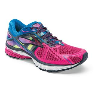 Brooks Ravenna 6 Pink Glo / Electric Blue Lemonade / Dress Blues