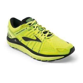 Brooks Transcend 2 Lime Punch / Black