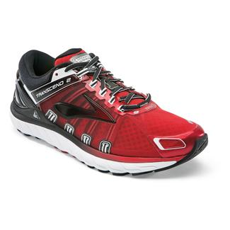 Brooks Transcend 2 High Risk Red / Black / White