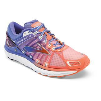 Brooks Transcend 2 Fresh Salmon / Blue Iris / Silver