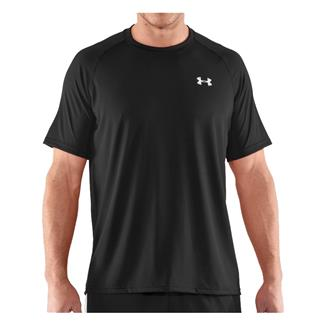 Under Armour Tech T-Shirt Black / White