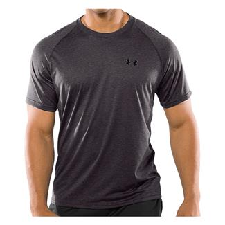 Under Armour Tech T-Shirt Carbon Heather / Black