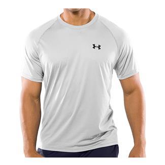 Under Armour Tech T-Shirt White / Black