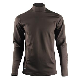 Under Armour Tactical ColdGear Mock Shirt Timber