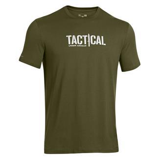 Under Armour Tactical Logo T-Shirt Major / White