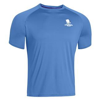Under Armour WWP Tech T-Shirt Ceylon / White