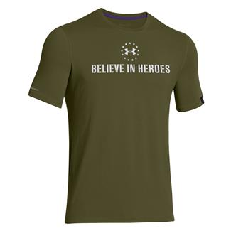 Under Armour WWP Believe In Heroes T-Shirt Major / White