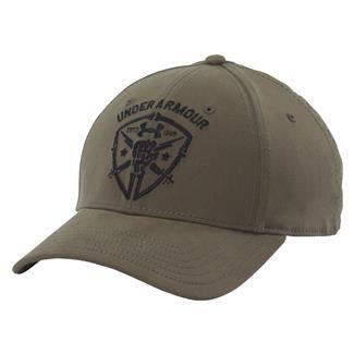 Under Armour Freedom Lightning Hat Marine OD Green