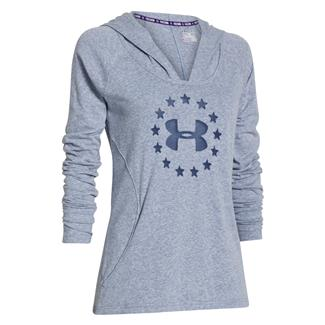 Under Armour Freedom Tri-blend Hoodie Indigo