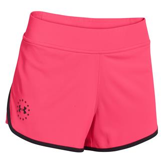 Under Armour Freedom Shorts Pink Shock / Black