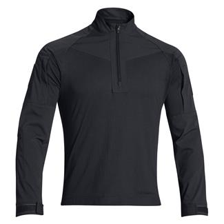 Under Armour Tactical Combat Shirt Dark Navy Blue