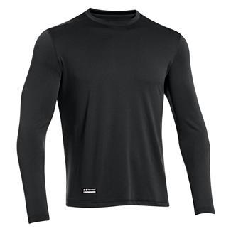 Under Armour Tactical Tech Long Sleeve T-Shirt Black
