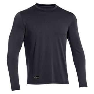 Under Armour Tactical Tech Long Sleeve T-Shirt Dark Navy Blue