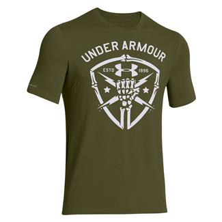 Under Armour Black Ops Fist T-Shirt Major / White