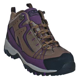 "McRae Industrial 4"" Hiker ST Tan / Purple"