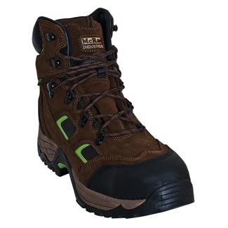 "McRae Industrial 6"" Hiker ST WP Brown"