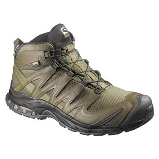 Salomon XA Pro 3D Mid GTX Forces 2 Iguana Green / Dark Khaki