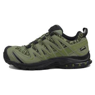 Salomon XA Pro 3D GTX Forces Camo Dark Khaki / Iguana Green / Nile Green