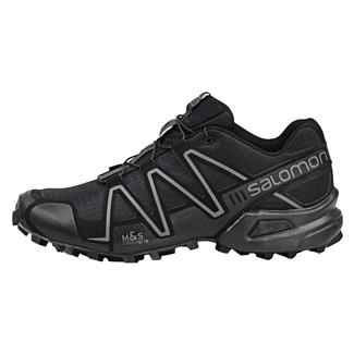Salomon Speedcross 3 Forces Black / Autobahn