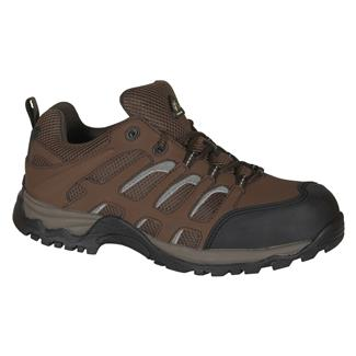 Golden Retriever Low Cut Hiker CT WP Brown