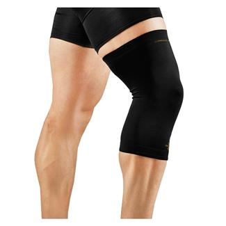Tommie Copper Recovery Compression Knee Sleeve Black