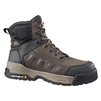 "Carhartt 6"" Force WP Brown"
