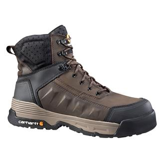 "Carhartt 6"" Force CT WP Brown"