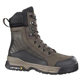 """Carhartt 8"""" Force CT WP Brown"""