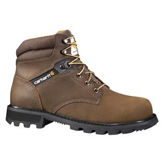 "Carhartt 6"" Work Brown"